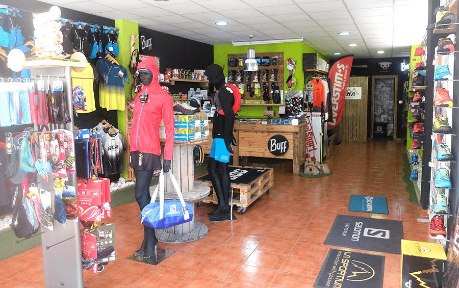 interior tienda Bicha