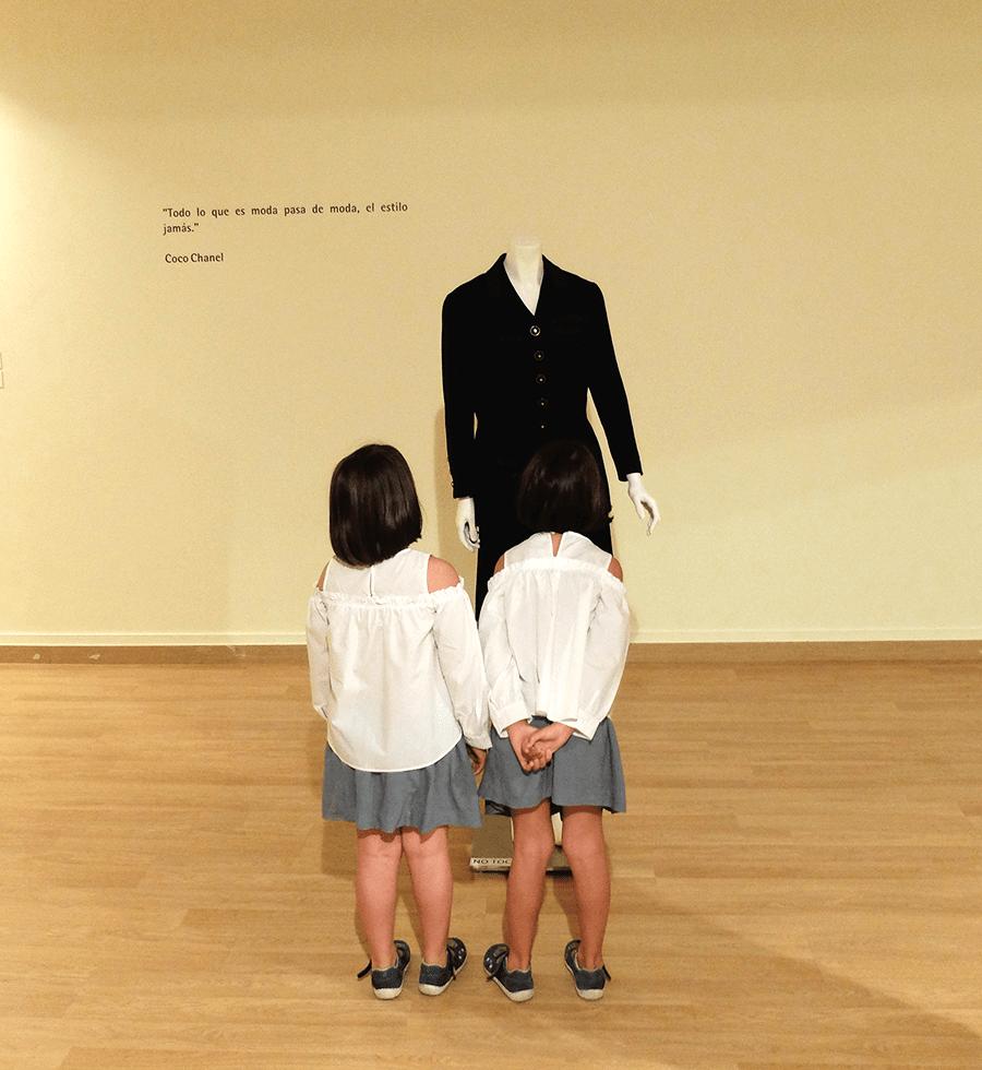 exposición Coco Chanel Granada