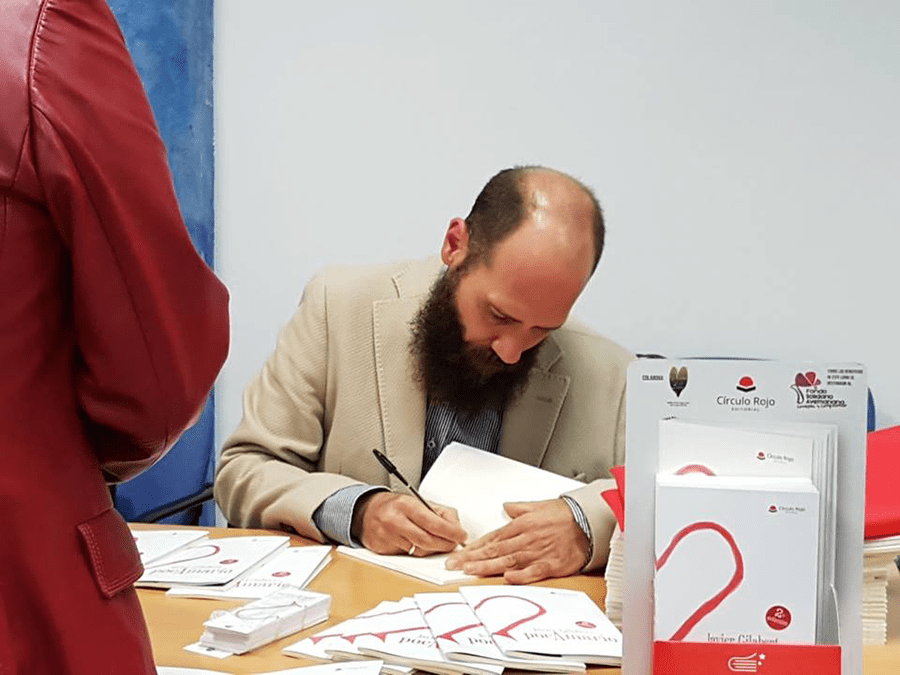 firma de libros PoeAmario
