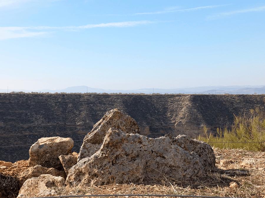 dólmenes Gorafe