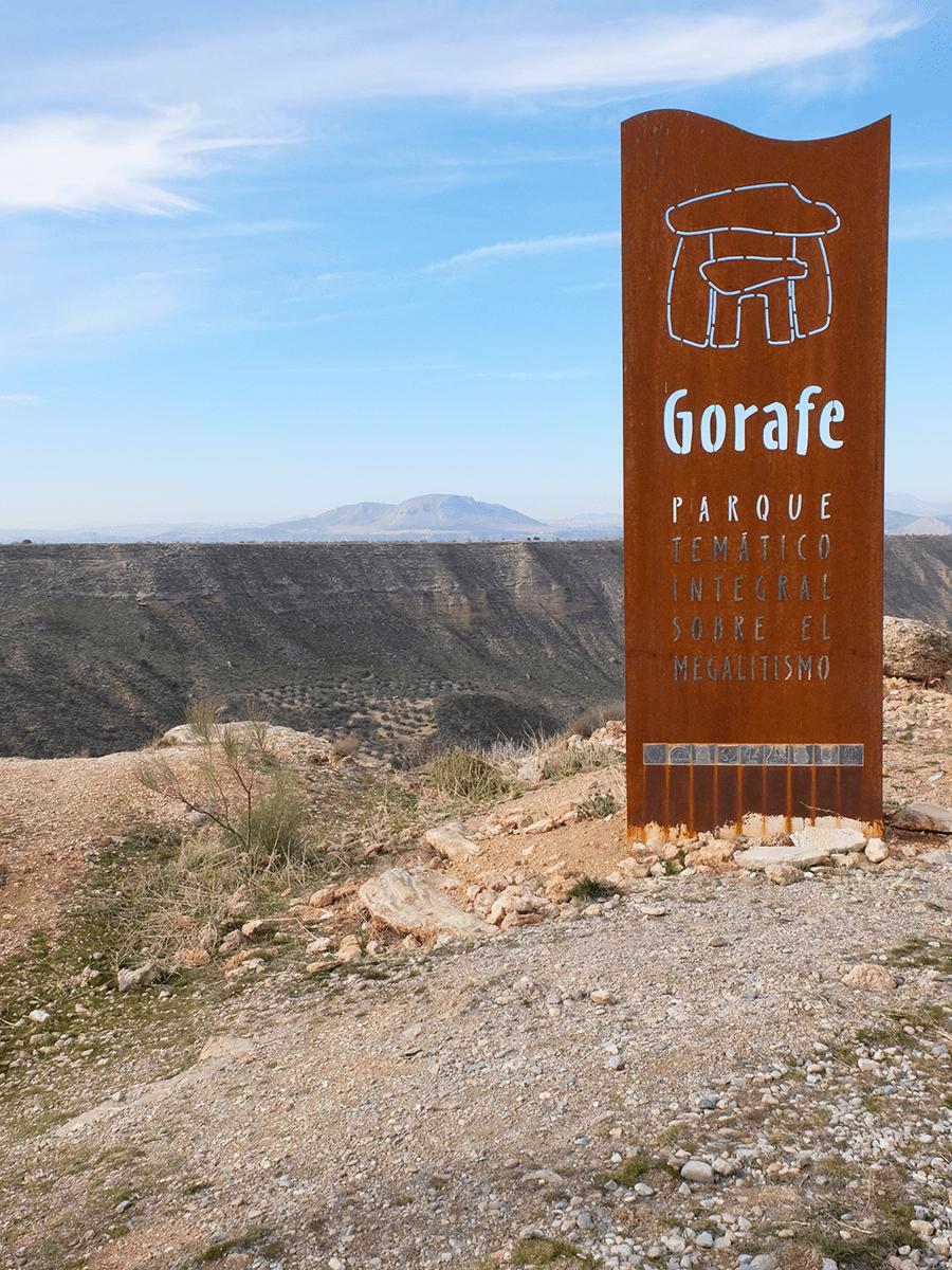 parque megalítico Gorafe