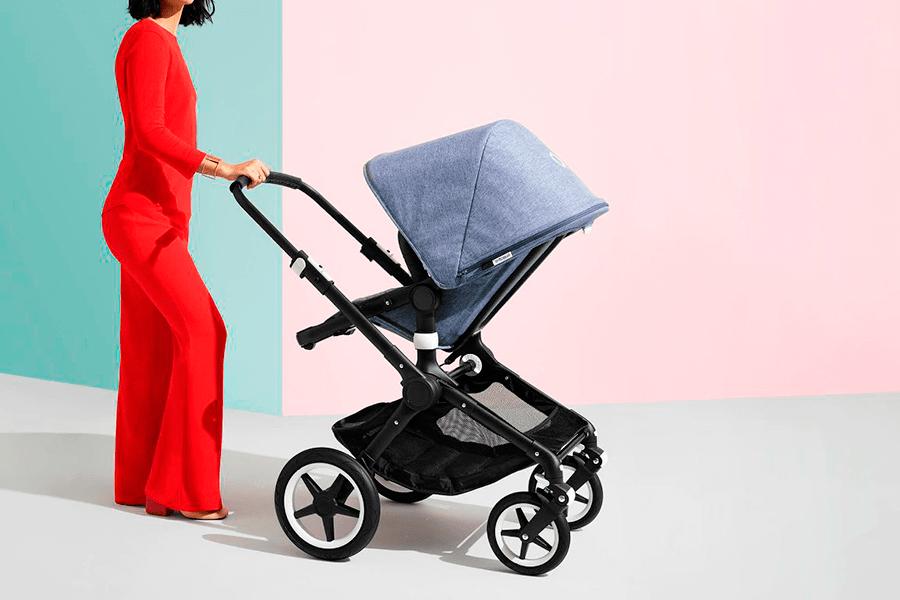 paseo ligero carrito de bebé Bugaboo