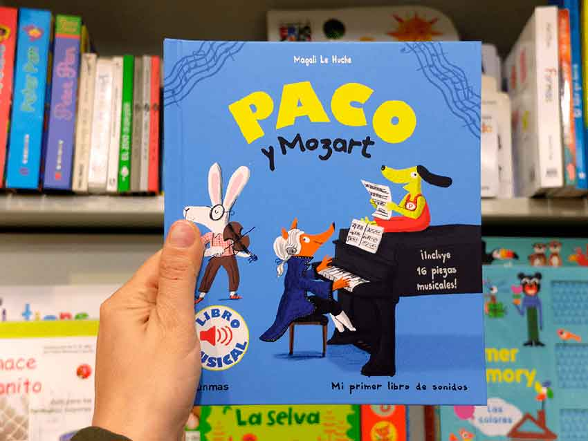 Paco y Mozart