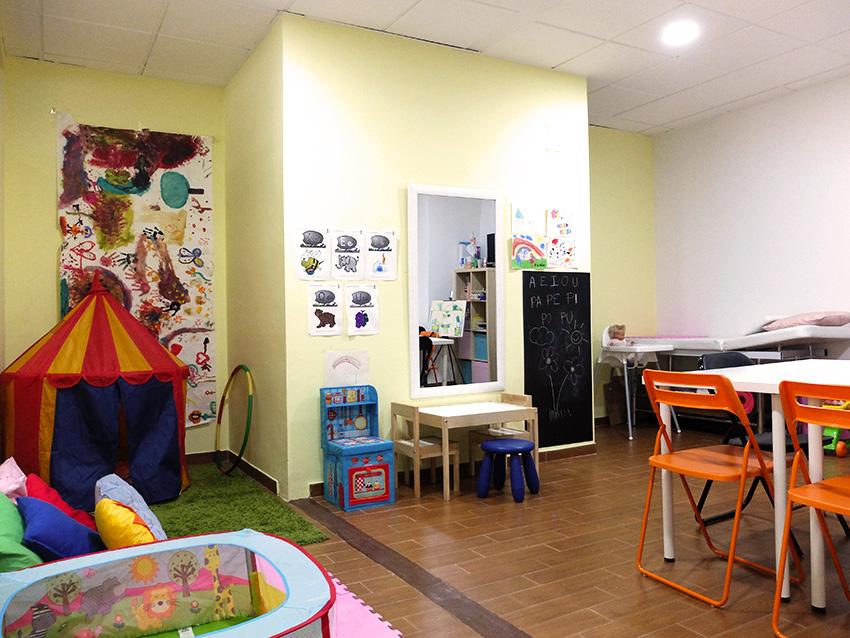 Centro de psicologia infantil en Granada