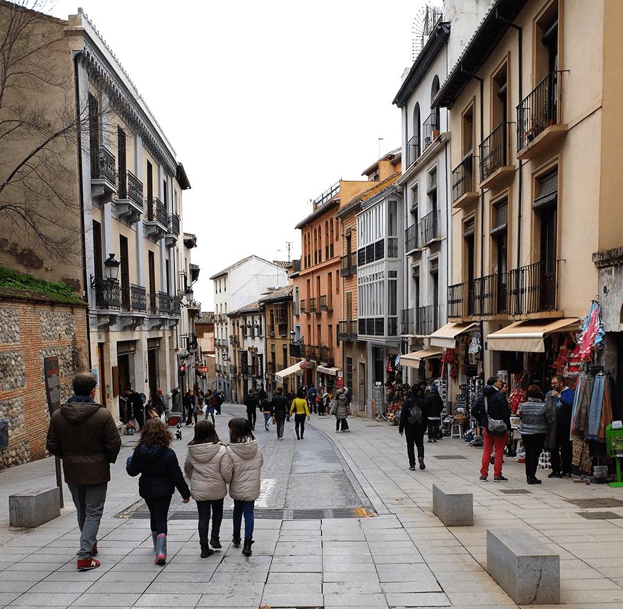 cuesta Gomerez Granada