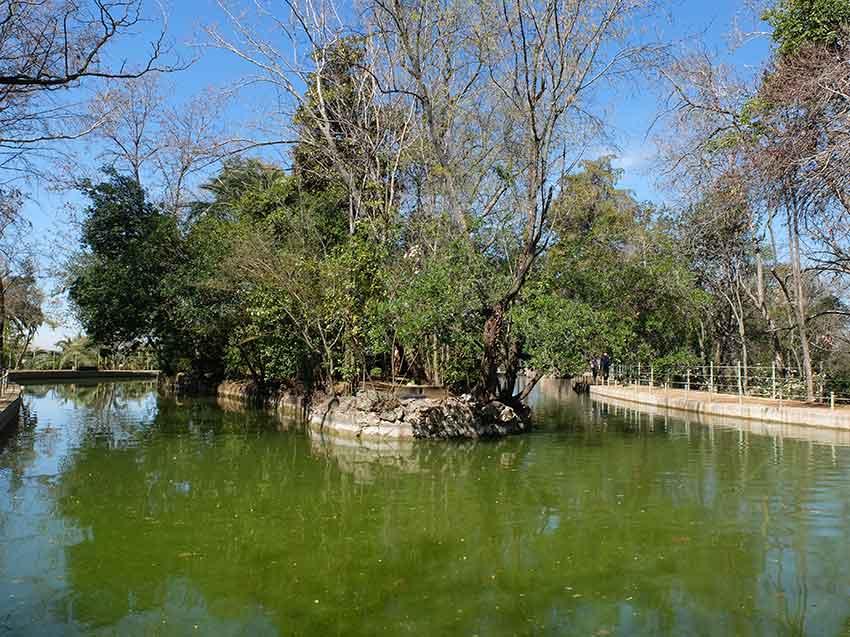 lago Carmen de los Martires