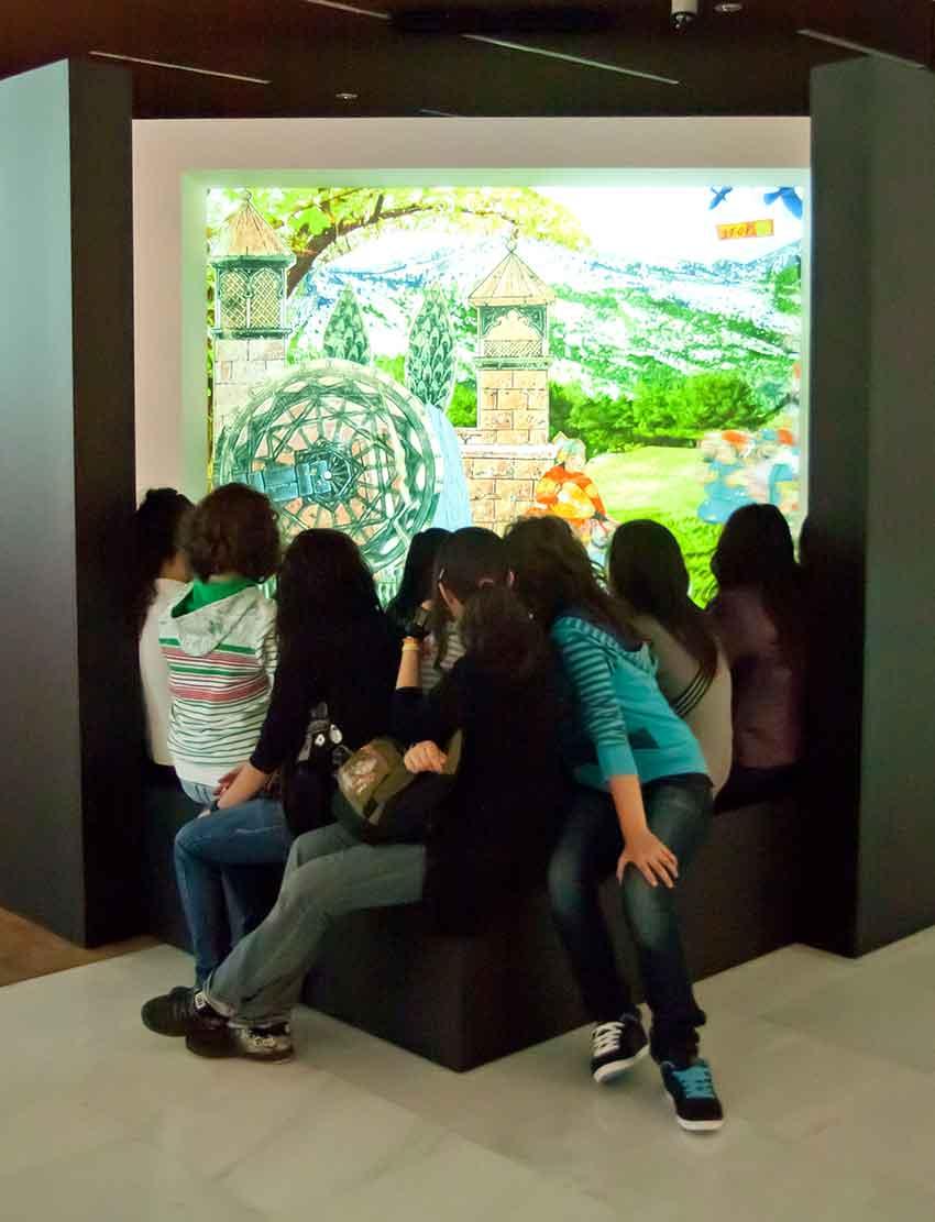 conocer la historia de Andalucia a traves de un Museo