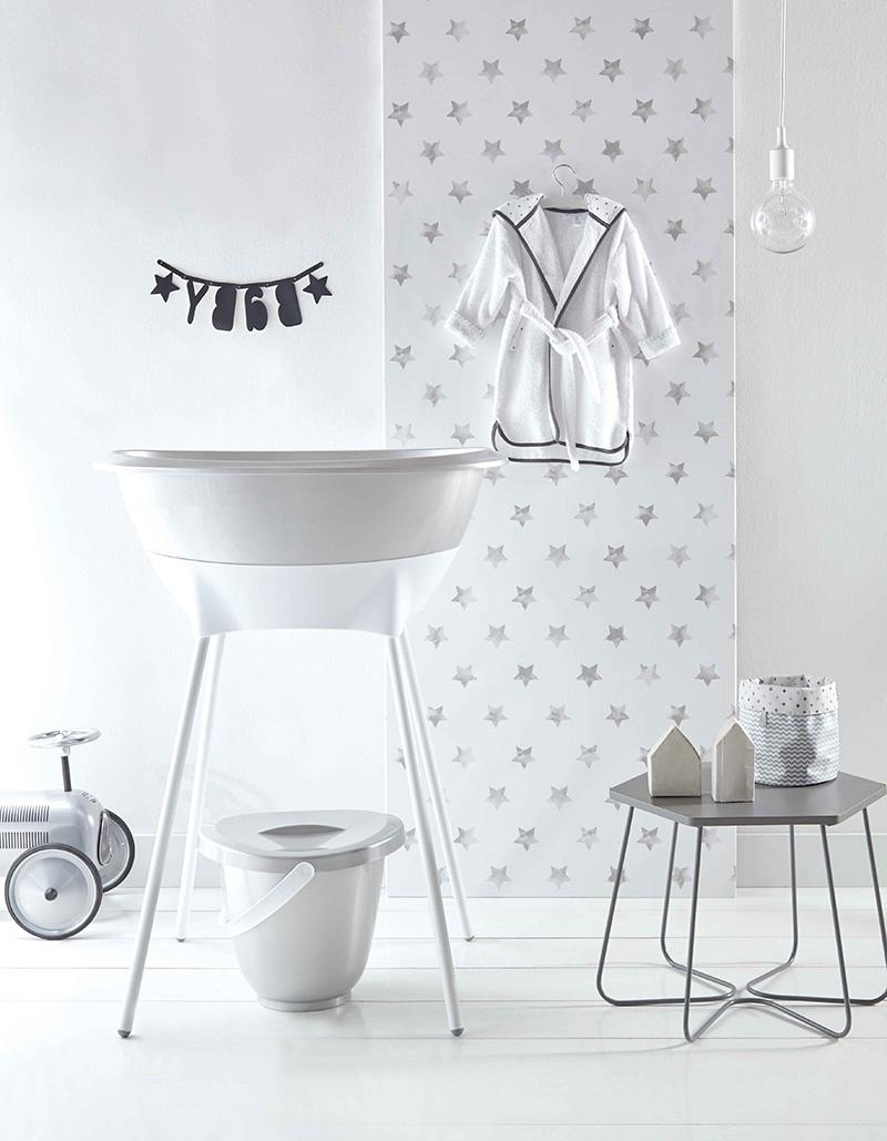 cosas para el baño del bebé