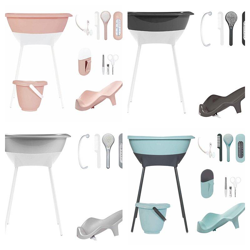 colores disponibles bañera Luma