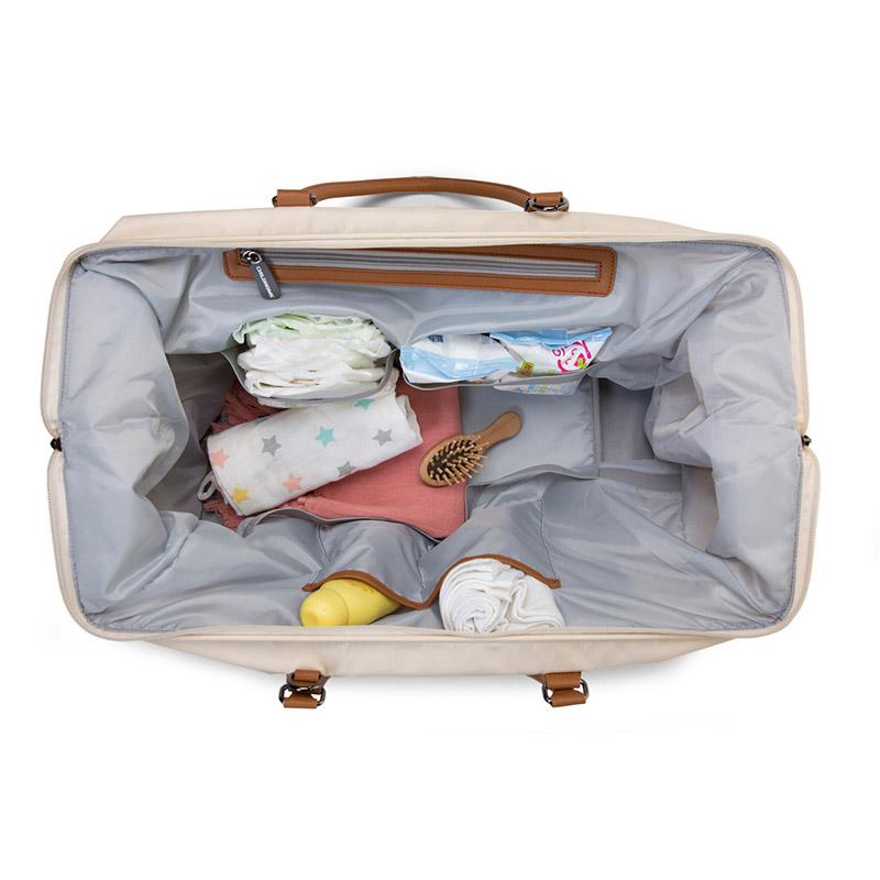compartimentos bolso maternidad