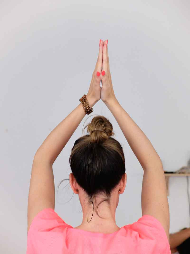 clases de yoga para embarazadas en Granada
