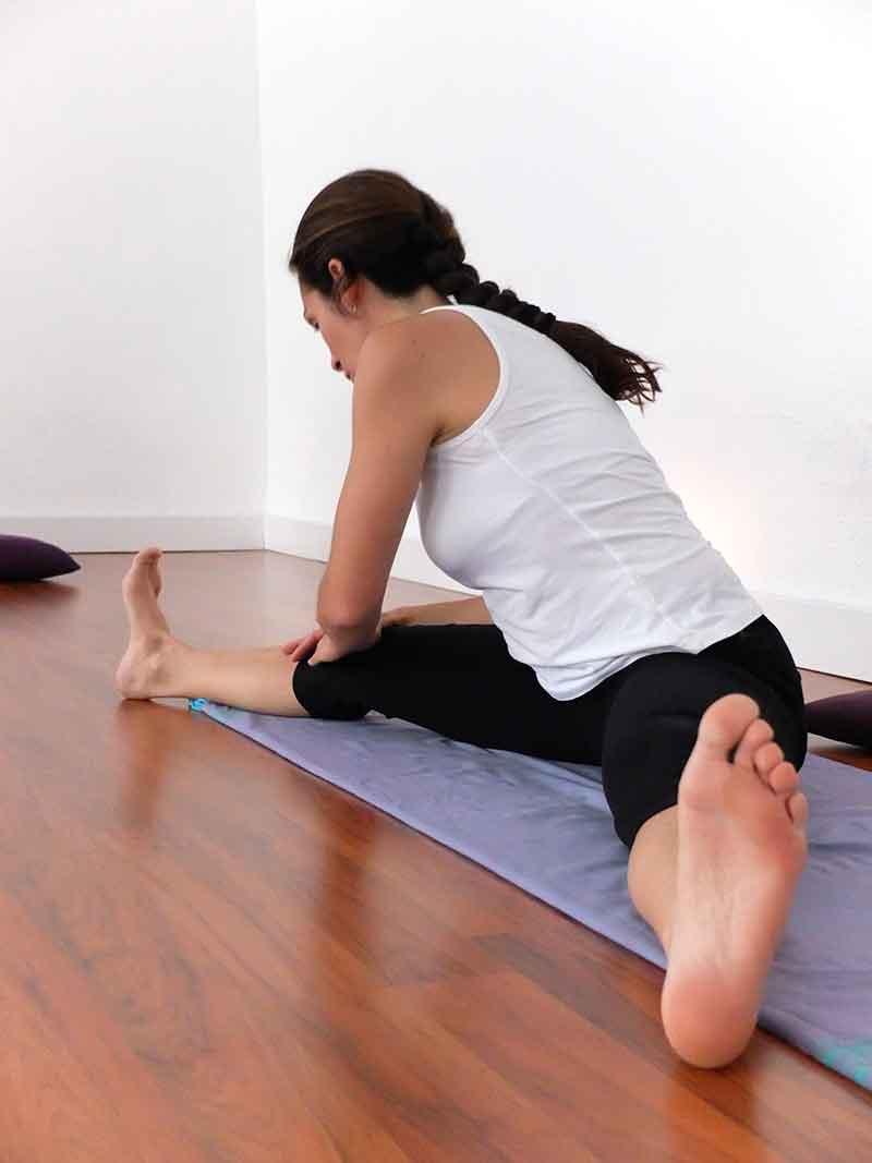 flexibilidad yoga