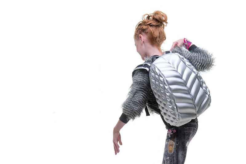 mochilas con estilo para peques madpax