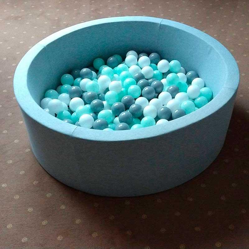 piscina de bolas para niños barata