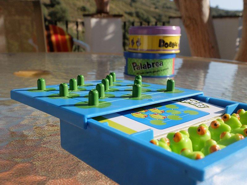 juegos de mesa infantiles para viajes