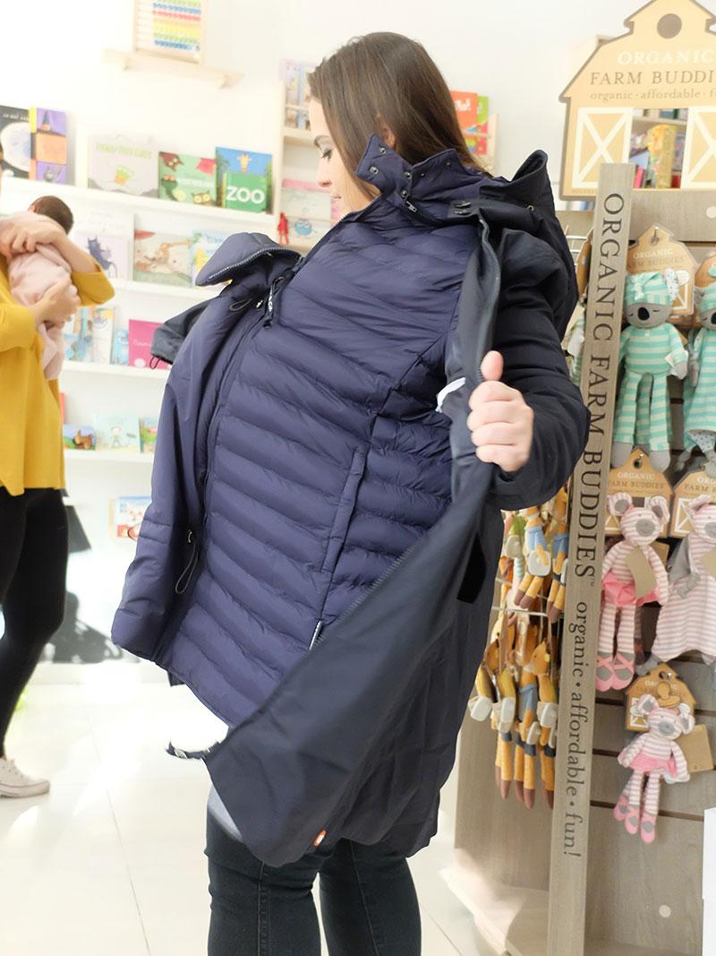 abrigo de embarazo
