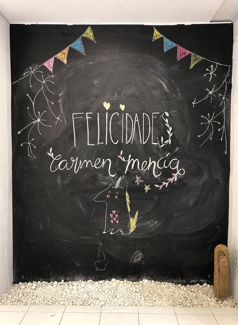 celebrar un cumpeaños para niños en Granada