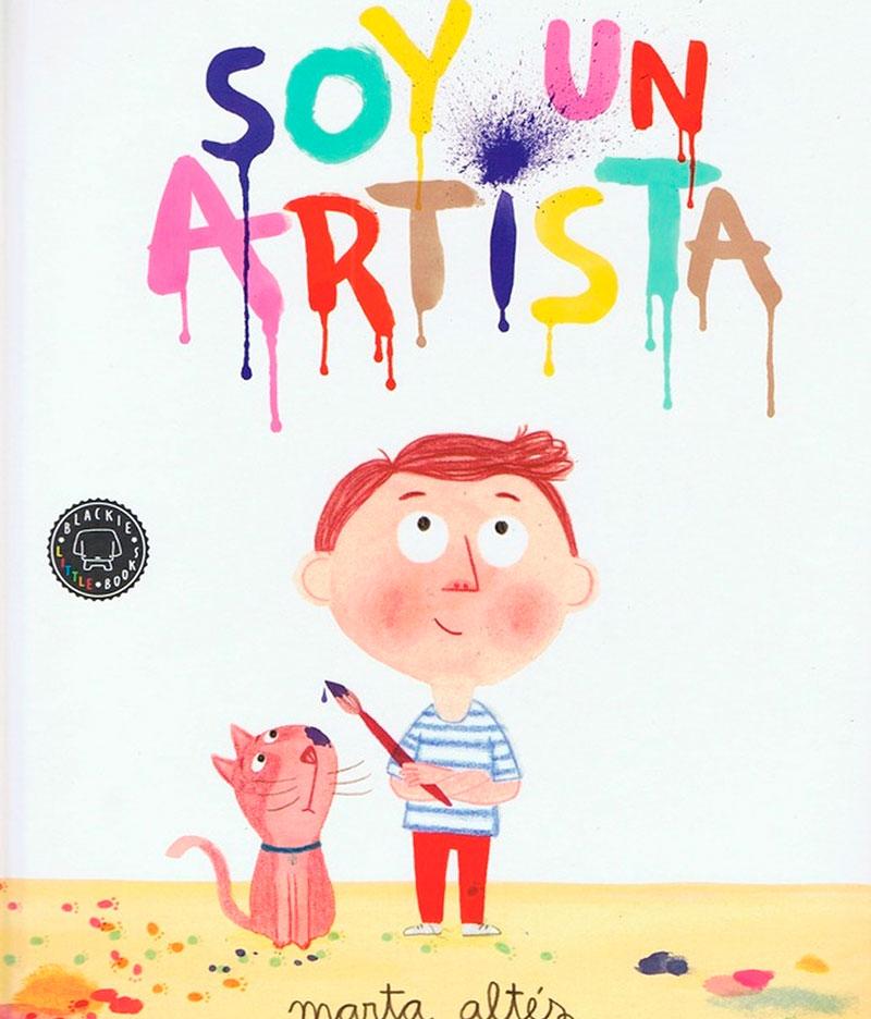 soy un artista Marta Altés