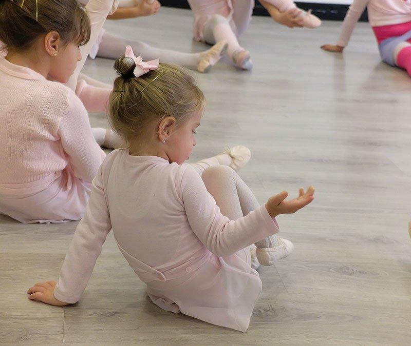 clases de ballet clasico para niñas en Granada
