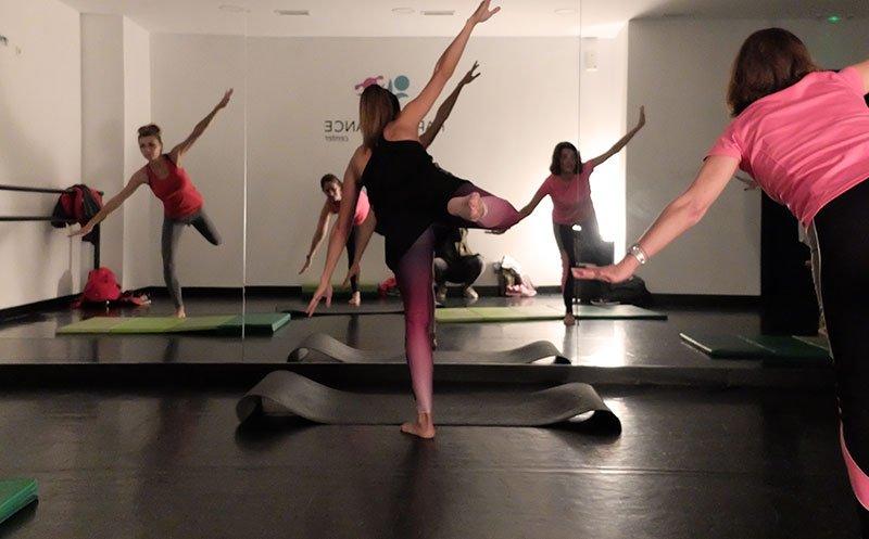 clases de pilates en Granada