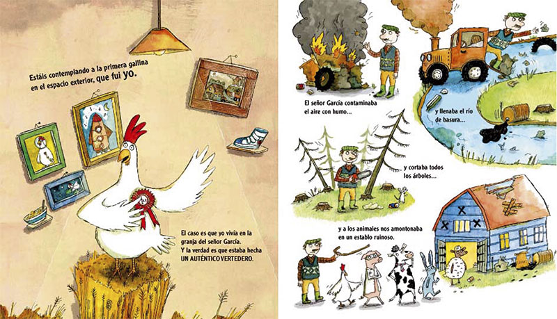 cuento infantil medio ambiente