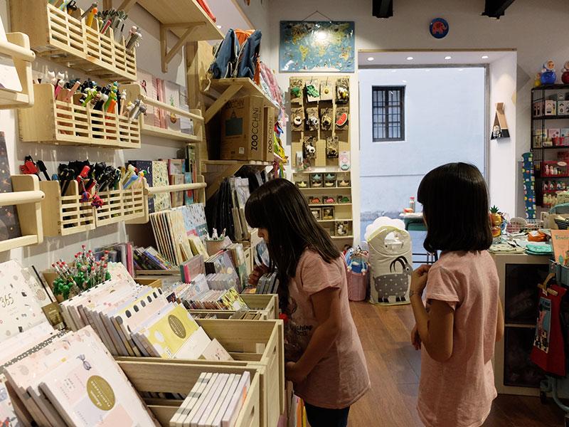 tienda de regalos Granada