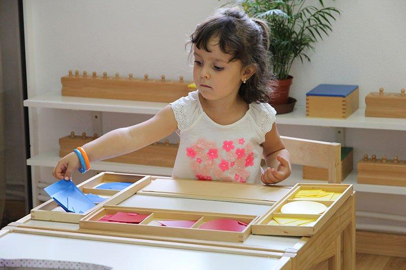 lectura total Montessori