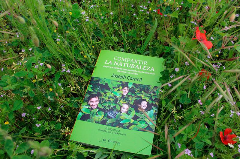 libro compartir la naturaleza la traviesa ediciones