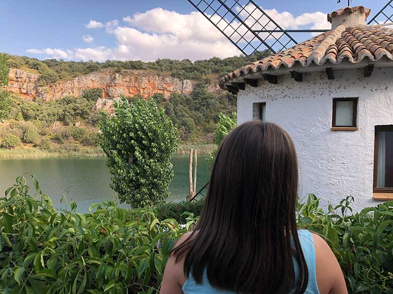 hotel rural lagunas de Ruidera