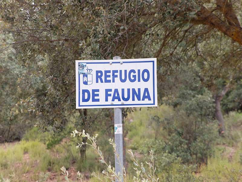 refugio de fauna lagunas Ruidera