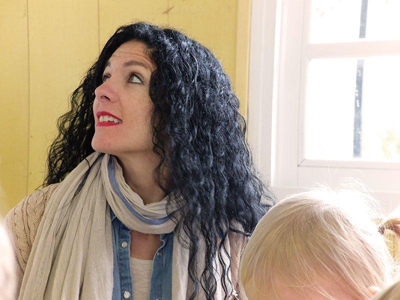 Ana Sáchez Psicóloga infantil