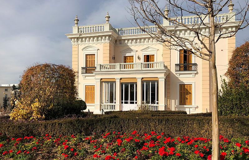 Palacio Quinta Alegre
