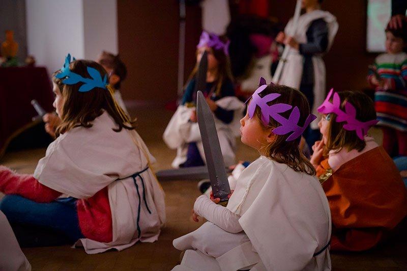 agenda planes con niños Granada