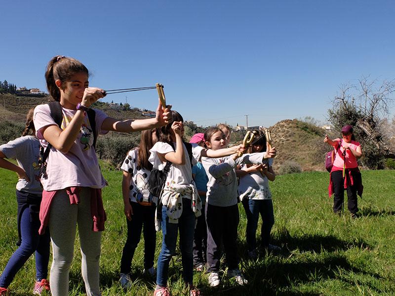 actividades visita cerro encina monachil