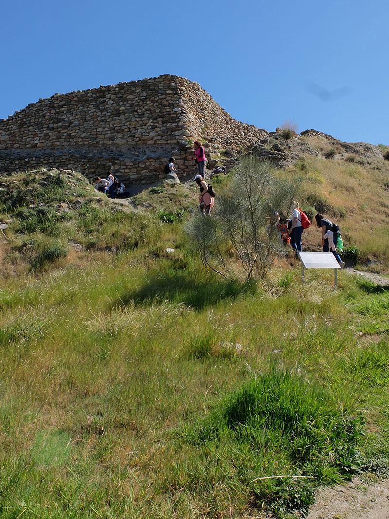 cerro de la encina monachil