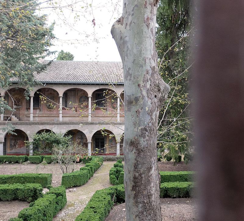 Palacio del Cuzco Víznar