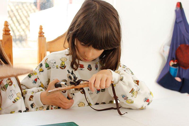 artesania para niños monachil