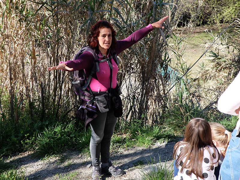 Inés Guía turismo Grandaways