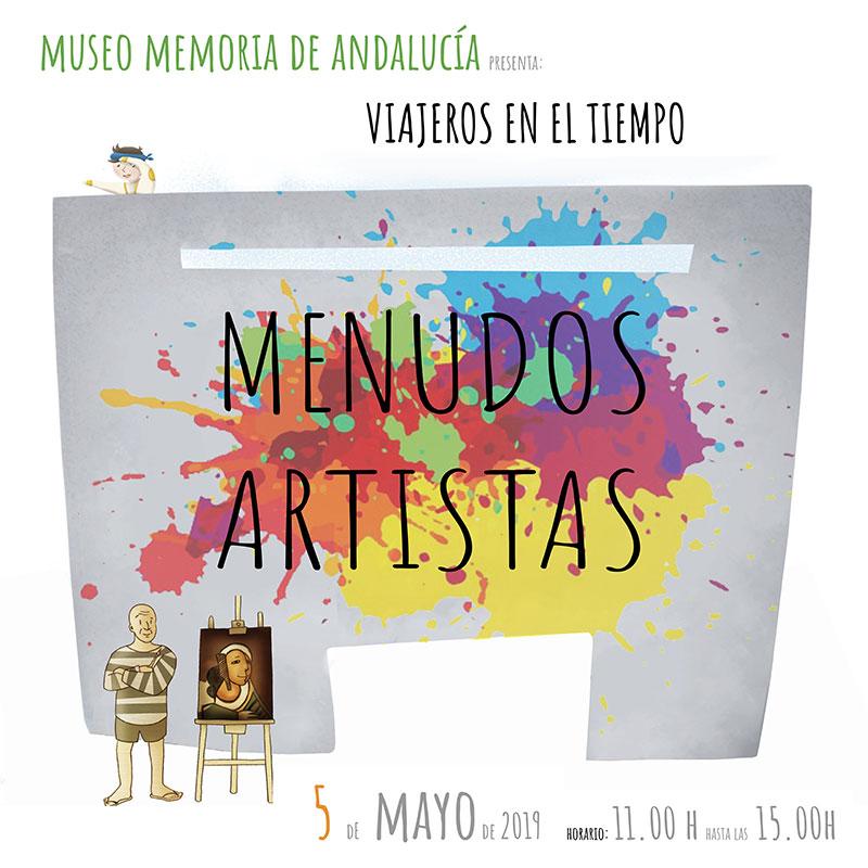 cartel menudos artistas