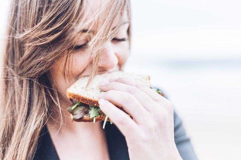 dieta saludable tras el embarazo