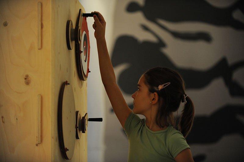 Menudos artistas Museo Memoria Andalucia