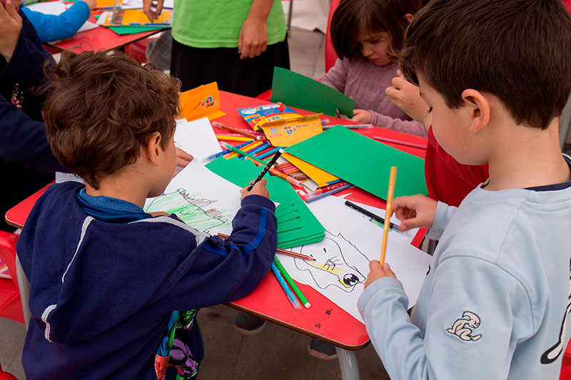actividades infantiles flg 2019