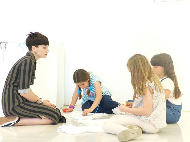 arte para aprender exposición