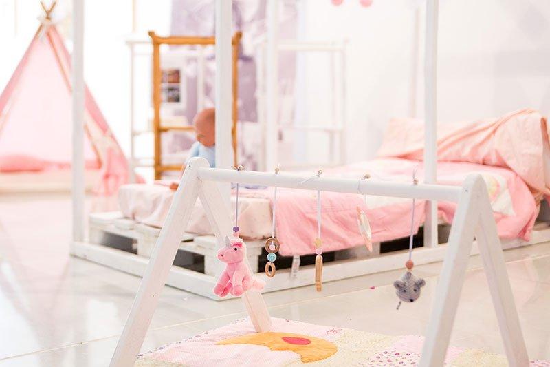 articulos para bebé artesanales