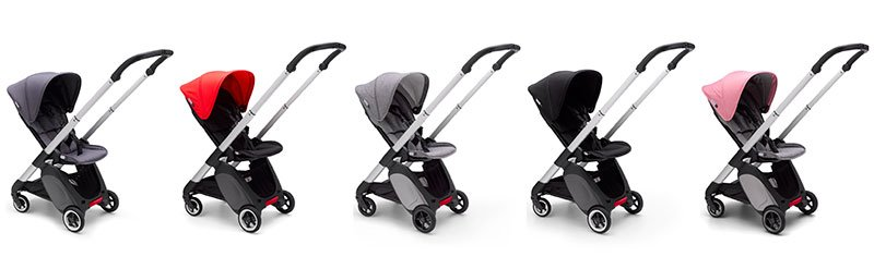 Bugaboo Ant chasis gris