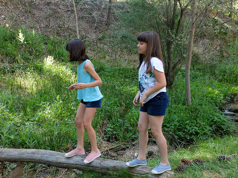 zona recreativa Aguasblancas
