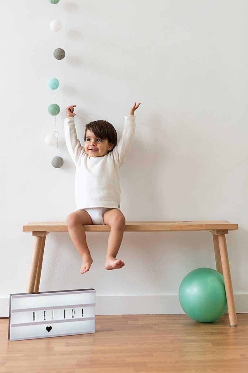calzado aprendizaje bebe