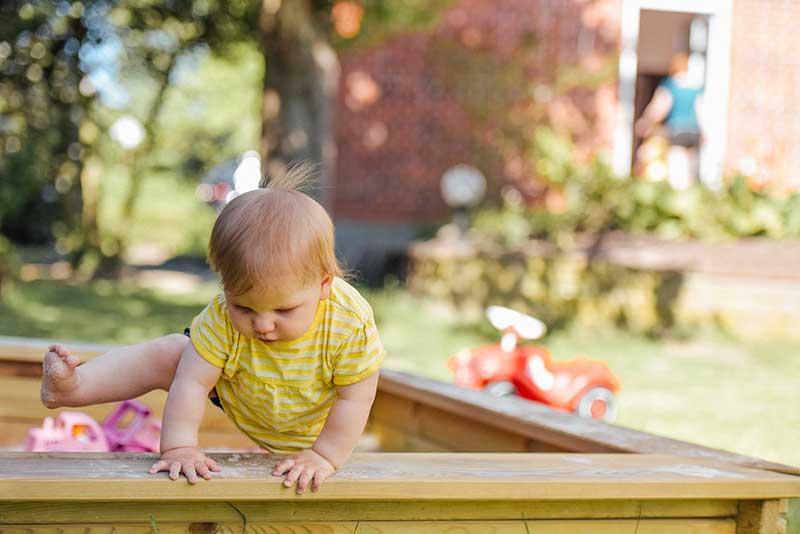 protección solar bebés