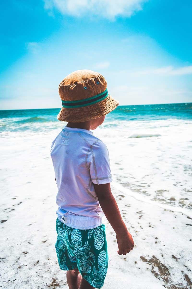 factor de protección solar niños