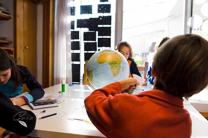 Colegio montessori Granada